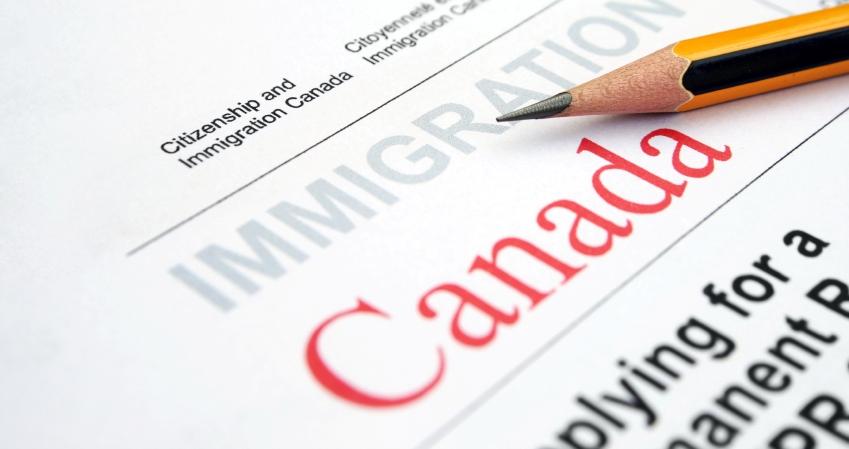 самостоятельно оформление документов на иммиграция в канаду
